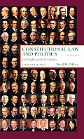 Constitutional Law and Politics, Volume 2 (8TH 12 - Old Edition)