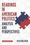 Readings In American Politics Analysis & Perspecitves