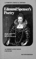 Edmund Spensers Poetry 2nd Edition