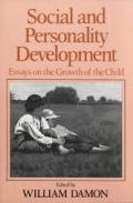 Social and Personality Development: Essays on the Growth of the Child Cover