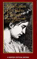 Vindication of the Rights of Woman An Authoritative Text Backgrounds the Wollstonecraft Debate Criticism