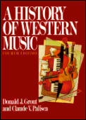 History Of Western Music 4th Edition