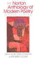 Norton Anthology of Modern Poetry 2ND Edition Cover