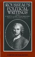 Rousseau's Political Writings (88 Edition)
