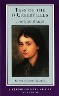 Tess of the D'Urbervilles: Authoritative Text (Norton Critical Edition) Cover