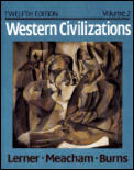 Western Civilizations, Their History & Their Culture, 2