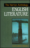 Norton Anthology of English Literature, 6th Edition Volume 2