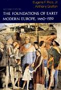 Foundation of Early Modern Europe, 1460-1559 (2ND 94 Edition) Cover