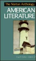 Norton Anthology Of American Li 4th Edition Volume 2