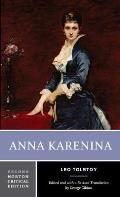 Anna Karenina: Backgrounds and Sources Criticism (Norton Critical Edition) Cover