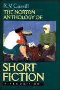 Norton Anthology of Short Fiction 5TH Edition Cover
