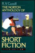 Norton Anthology Of Short Fiction 5th Edition