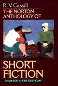 Norton Anthology of Short Fi Shorter 5TH Edition Cover