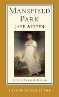 Mansfield Park (Norton Critical Edition) Cover
