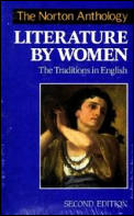 The Norton Anthology of Literature by Women: The Traditions in English Cover
