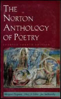 Norton Anthology of Poetry, Shorter Edition - Text Only (4TH 97 - Old Edition) Cover