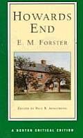 Howards End Authoritative Text Textual Appendix Backgrounds & Contexts Criticism