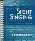 Sight Singing (2ND 97 Edition)