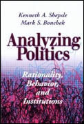 Analyzing Politics Rationality Behavior