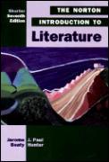 Norton Introduction To Literature Shorter 7th Edition