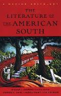 The Literature of the American South Cover