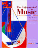 Enjoyment Of Music 8th Edition