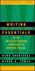 Writing Essentials: A Norton Pocket Guide (Norton Pocket Guide)