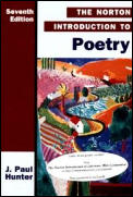 Norton Introduction To Poetry 7TH Edition Cover