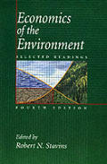 Economics Of The Environment Selected