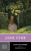 Jane Eyre (Norton Critical Editions) Cover