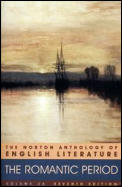 Norton Anthology Of English Lit 7th Edition Volume 2a The Romantic Period