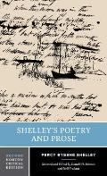 Shelleys Poetry & Prose Authoritative