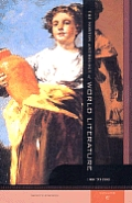 Norton Anthology of World Literature Volume E 2ND Edition Cover