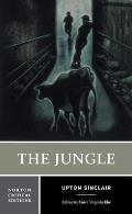 The Jungle (Norton Critical Edition) Cover