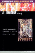 Norton Anthology of Modern and Contemporary Poetry, Volume 1 (3RD 03 Edition) Cover
