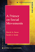 Primer on Social Movements (10 Edition) Cover