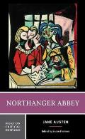 Northanger Abbey (Norton Critical Edition) Cover