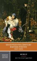 Seventeenth-century British Poetry (06 Edition)