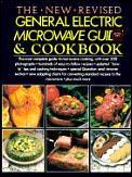 New G. E. Microwave Cookbook