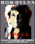Lyrics 1962 1985 Bob Dylan
