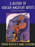 History of African-American Artists: From 1792 to the Present Cover