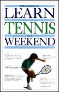 Learn tennis in a weekend