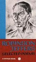 Robinson Jeffers: Selected Poems Cover