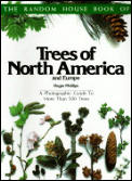 Trees of North America & Europe a Photog Cover