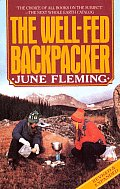 The Well-Fed Backpacker Cover