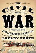 Civil War a Narrative Fredericksburg Volume 2 Cover