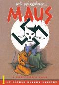 Maus, A Survivor's Tale, Book I: My Father Bleeds History Cover