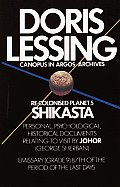 Shikasta Re Colonized Planet 5 Canopus
