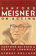 Sanford Meisner on Acting Cover