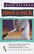 Iron & Silk (Vintage Departures) Cover